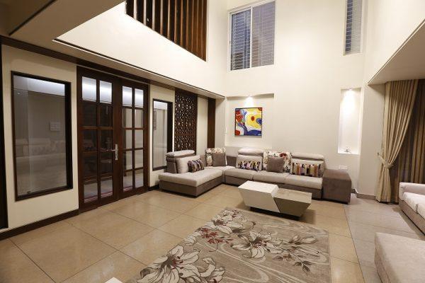 residence interior at Chittagong